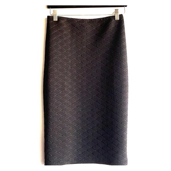 4a294ecf89 Topshop Skirts   Black Skirt Stretchy Size 6   Poshmark